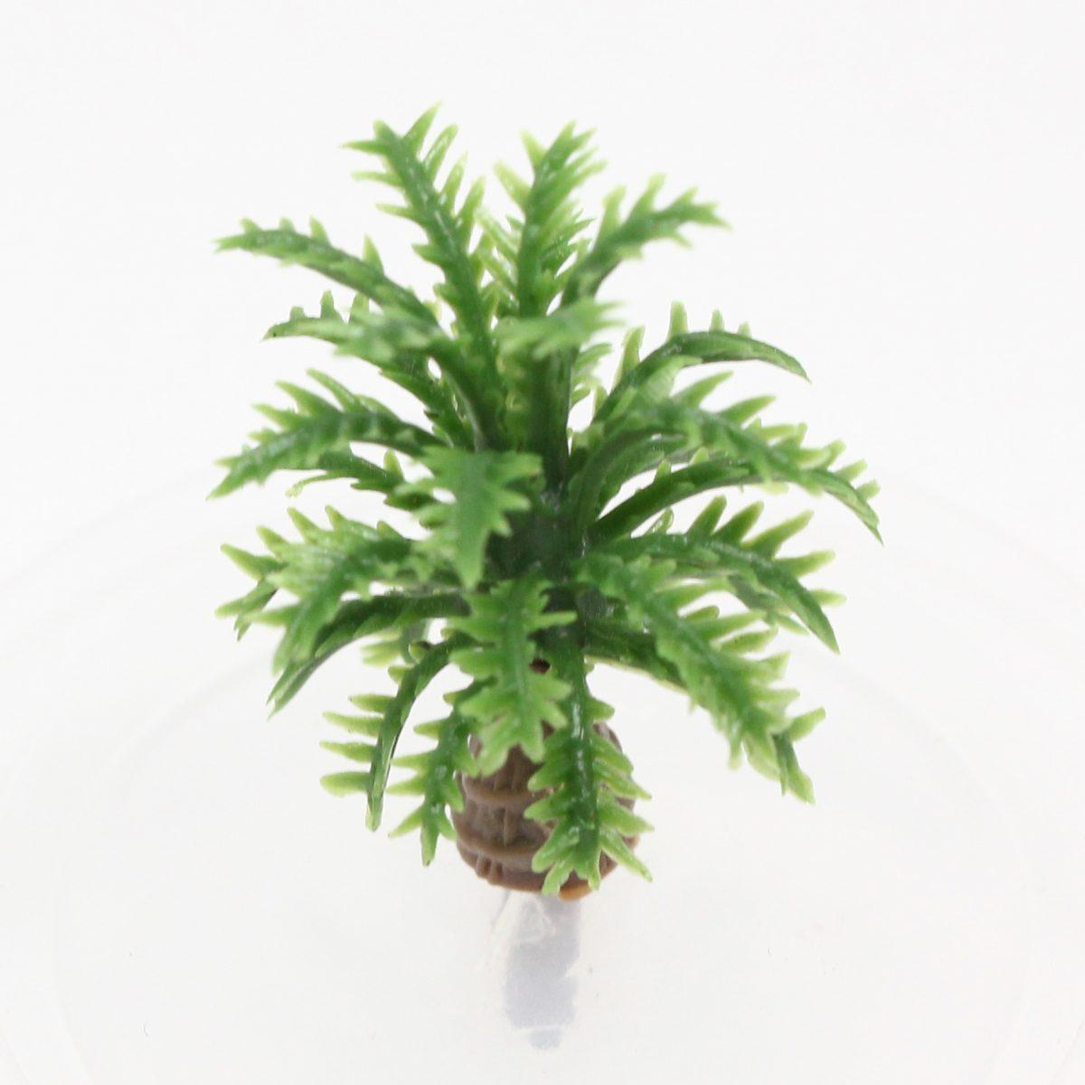 Model Tree suit Tree Fern or Palm - 3cm Image 1