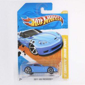 '11 Corvette Grand Sport. (32/50) Image 1