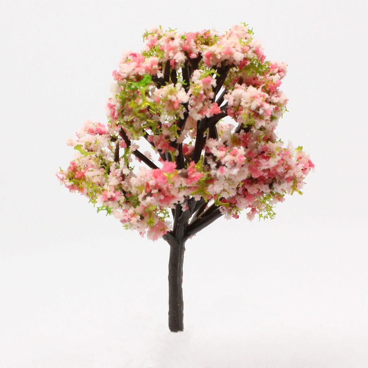 Model tree flowering suit Cherry tree etc - 6cm Image 1