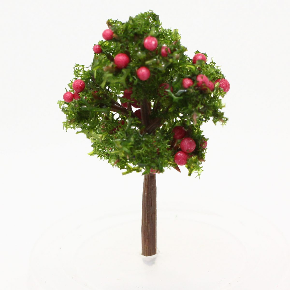 Model tree suit Apple tree etc- 4cm Image 1