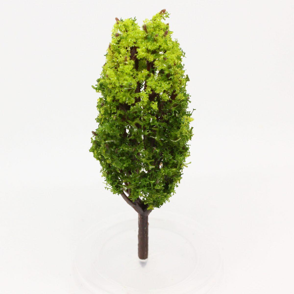 Model tree suit conifer, English Box etc - 6cm Image 1