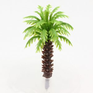 Model Tree suit Tree Fern or Palm - 5cm Image 1