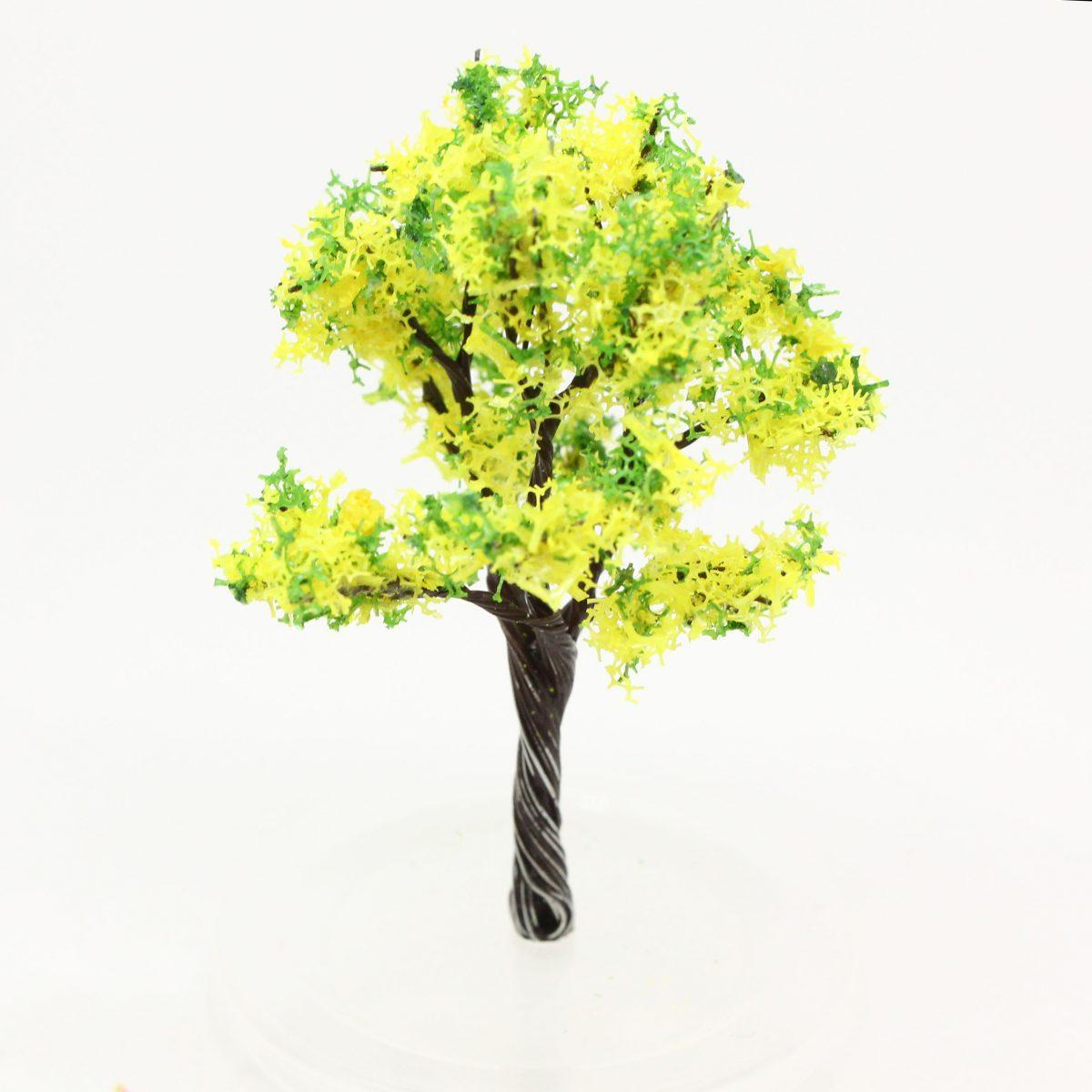 Model tree flowering - 6cm Image 1