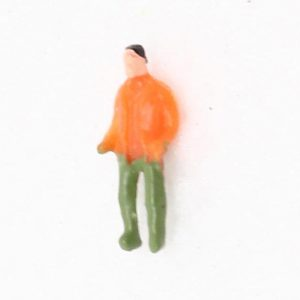 Model figure Standing - assorted painted 1:300 Image 1