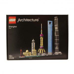 Lego Architecture Shanghai (21039) Image 1