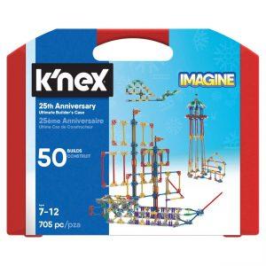 K'NEX 25th Anniversary Ultimate Builders Case (4M-KN35013)