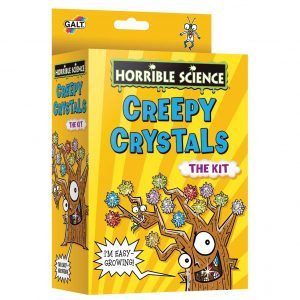 Horrible Science- Creepy Crystals (4M-LL5260)