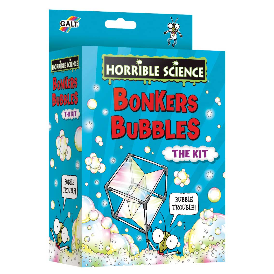 Horrible Science – Bonkers Bubbles (4M-LL5437)