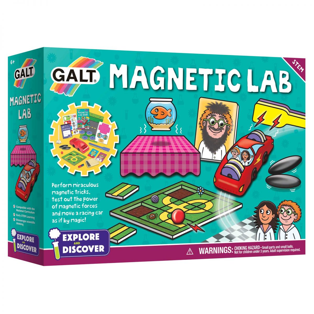 Galt Magnetic Lab 4M-GN4930